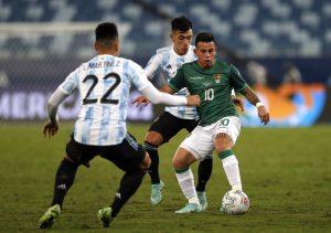 Boliwia vs Argentyna