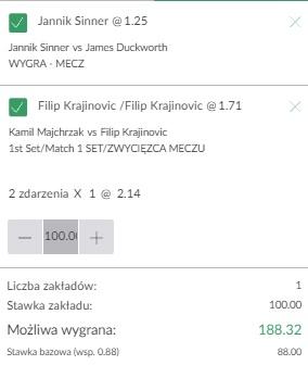 Double tenis 01.10.2021