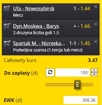 KHL AKO 01.10. Fortuna