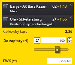 KHL Fortuna na 10.10.