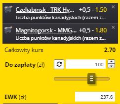KHL Fortuna na 11.10.