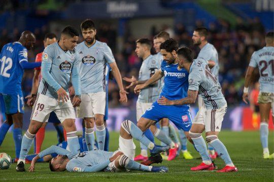 Getafe vs Vigo