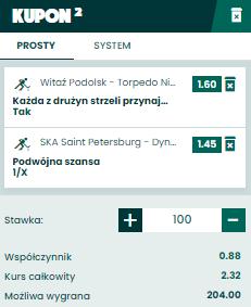 BETFAN KHL 13.10.