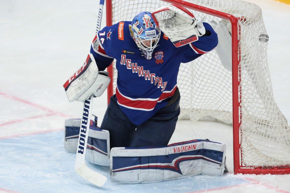 SKA KHL bramkarz
