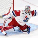 Bramkarz Lokomotivu KHL