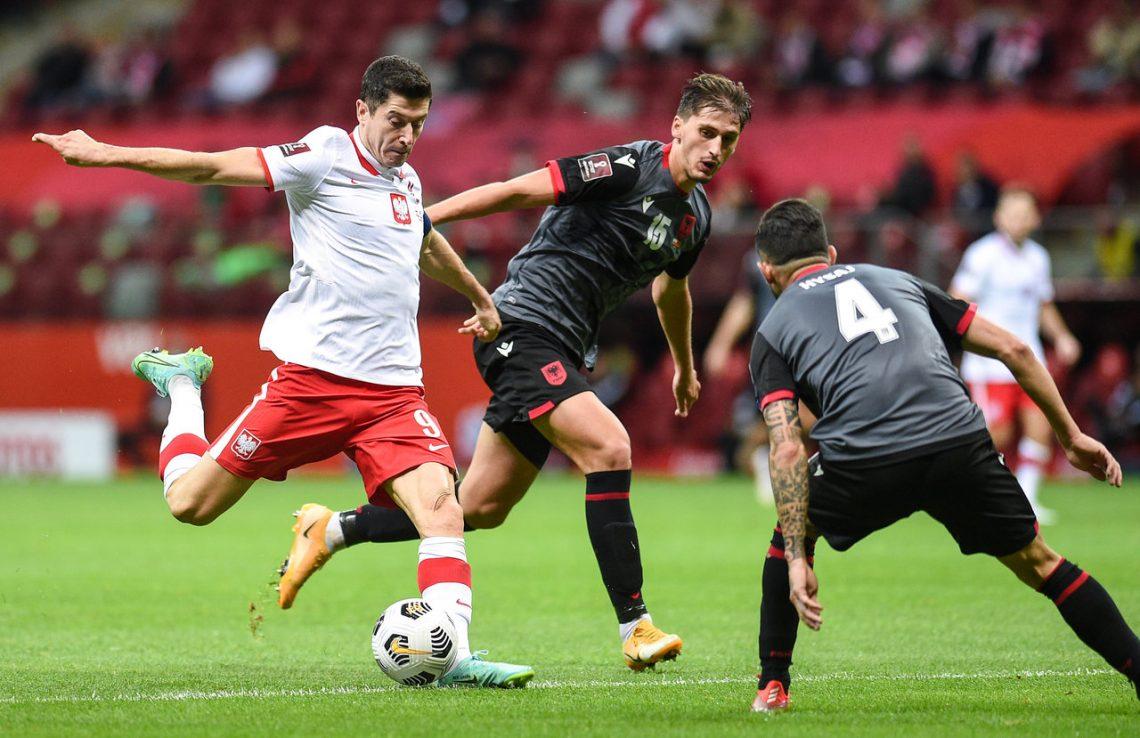 Polska Albania kurs 25 na zwycięstwo