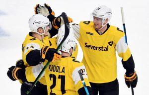 Severstal Czerepowiec KHL
