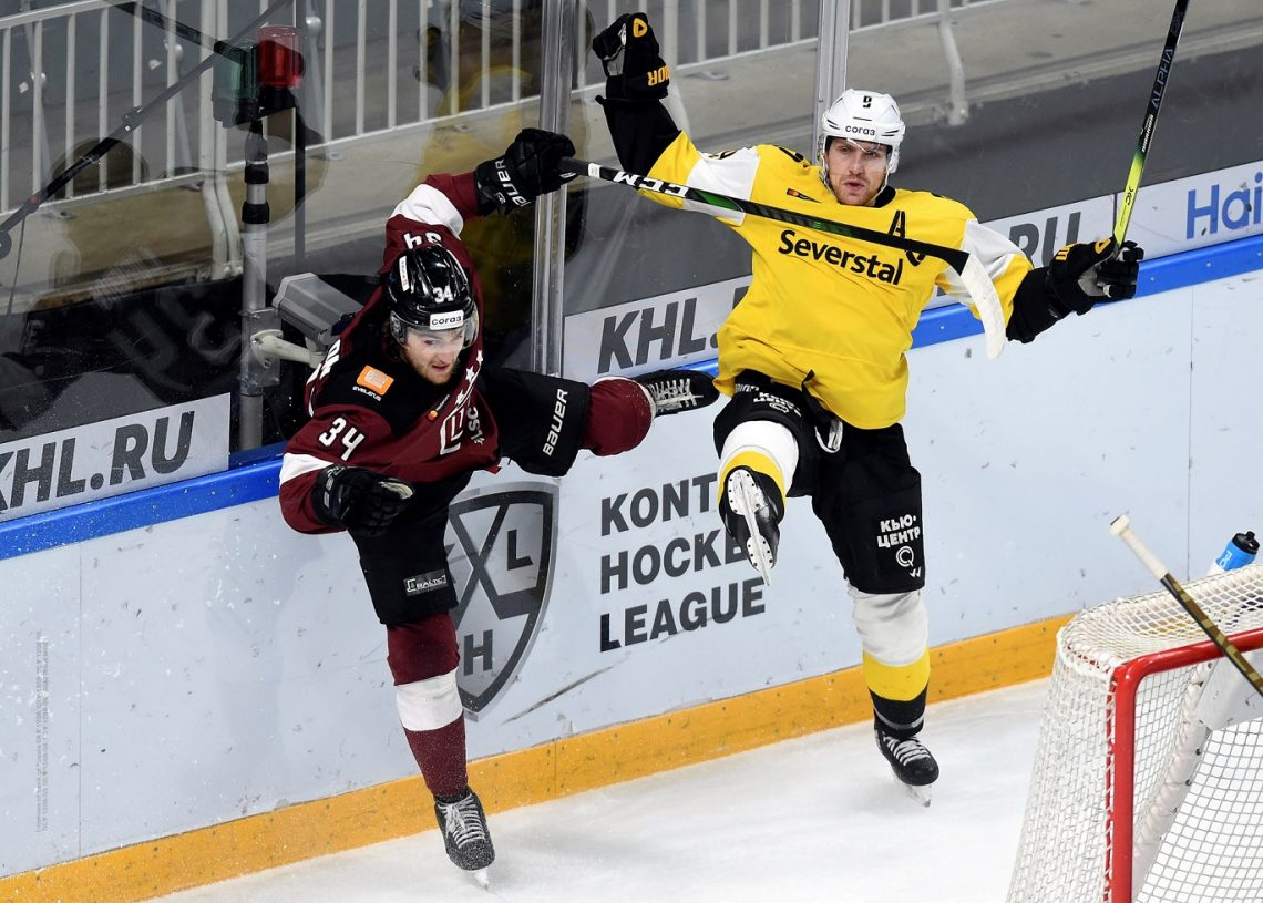 Severstal KHL
