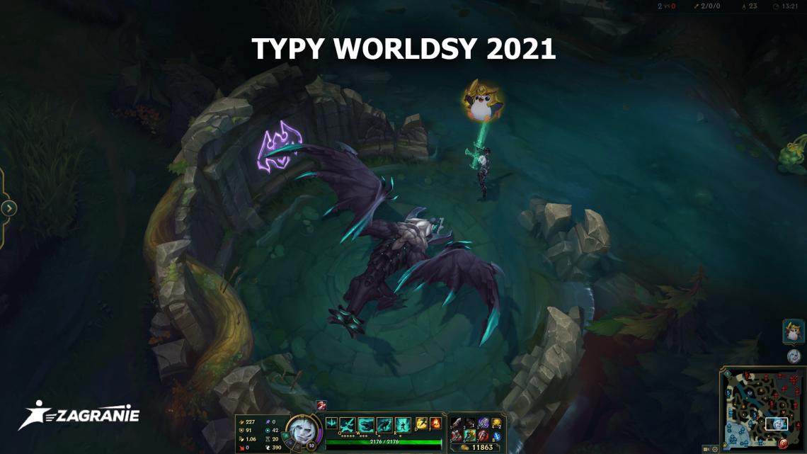 TYPY WORLDSY 2021