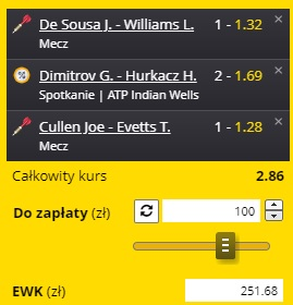 Triple tenis + dart 14.10.2021
