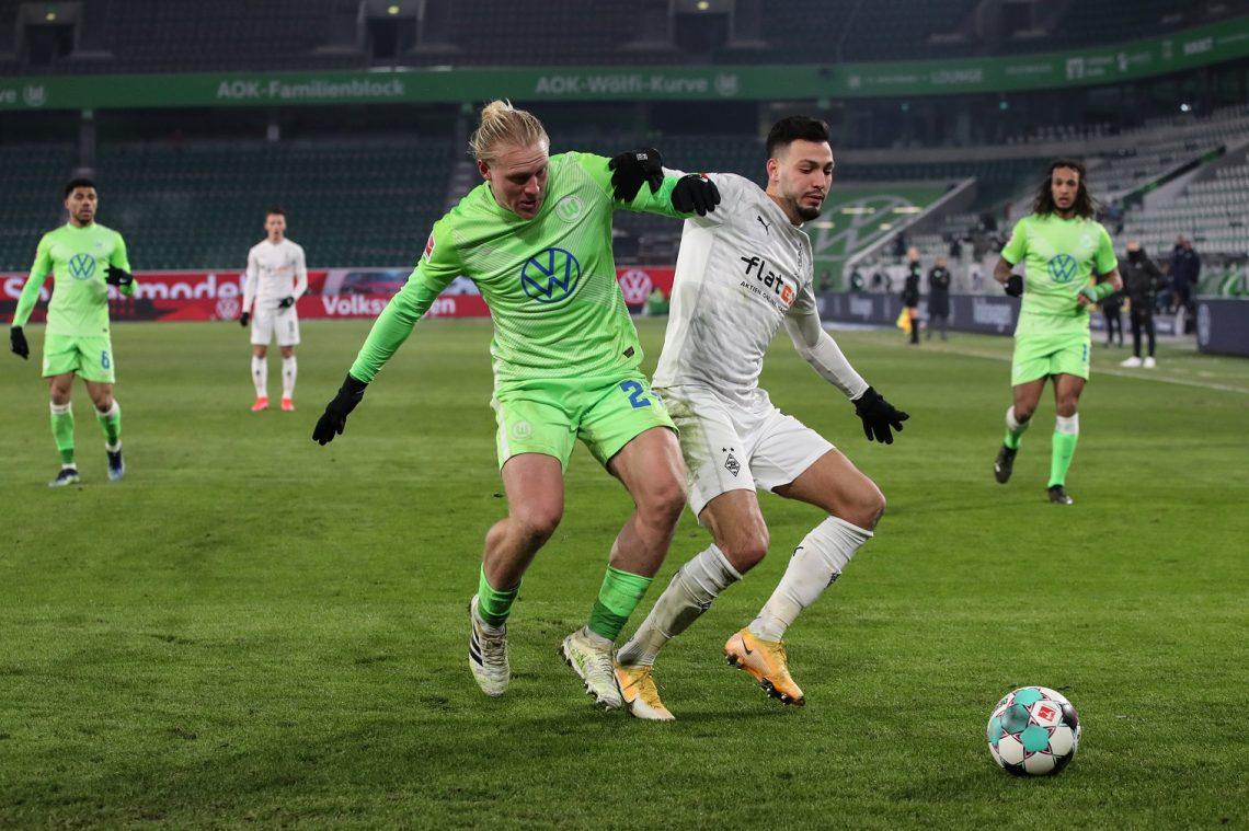 Wolfsburg vs Borussia