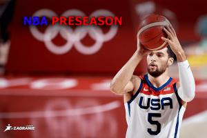 Zach LaVine; Chicago Bulls; USA 08.10.2021