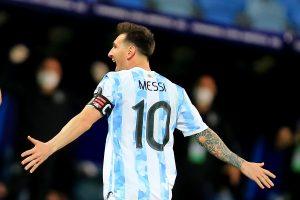 leo messi argentyna piłka nożna typy kwalifikacje mś 2022