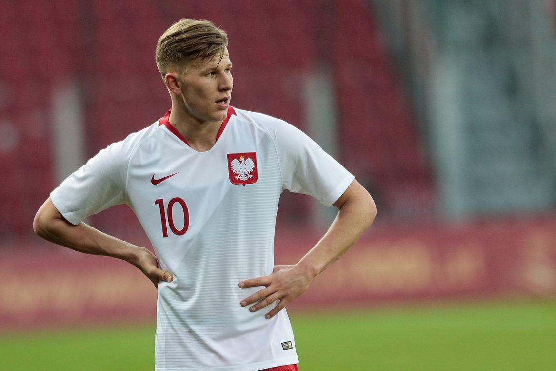 Mateusz Bogusz Polska U21