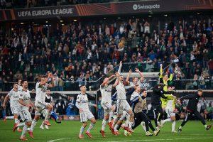 Legia Warszawa - Leicester City FC