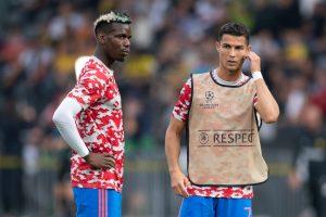 Ronaldo i Pogba przed meczem - kupon PL 02.10 Betfan