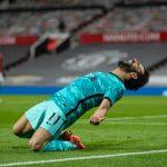 Salah po strzeleniu gola z Manchesterem United - kupon PL 24.10