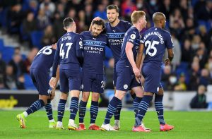Manchester City po strzeleniu gola - SEO 26.10.